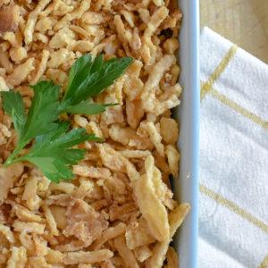 Green Bean Casserole - Langenstein's Catering