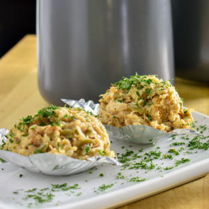 Stuffed Crabs - Langenstein's Catering